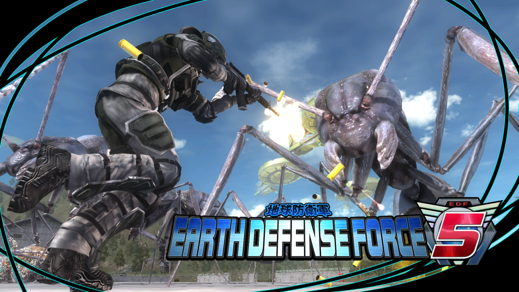 EARTH DEFENSE FORCE 5 Sistem Gereksinimleri (Minimum – Önerilen) Kaç GB?