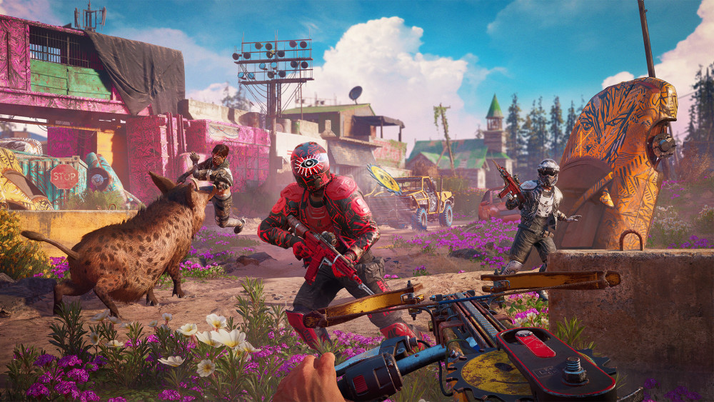 Far Cry New Dawn Sistem Gereksinimleri (Minimum – Önerilen) Kaç GB?