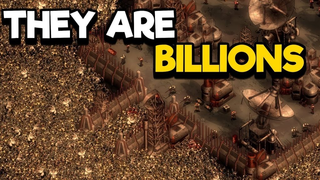 They Are Billions Sistem Gereksinimleri (Minimum – Önerilen) Kaç GB?