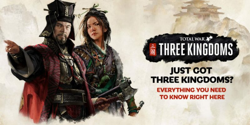 Total War: THREE KINGDOMS (Minimum – Önerilen) Kaç GB?